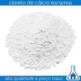 Cloreto De Cálcio - 10 Kgs + Frete Grátis
