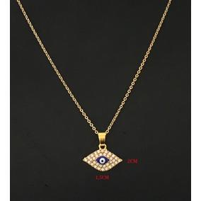 Pingente De Diamante Dourado - Joias e Bijuterias no Mercado Livre ... 6c47d22ec0