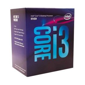 Processador Intel I3 8100 Coffee Lake Lga1151