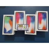 Iphone X 256gb Novo Desbloqueado