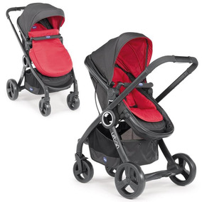Chicco Accesorios Color Pack Para Carriola Urban Red Wave, C