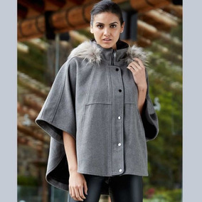 Poncho Casual Holly Land A275 Ag7096