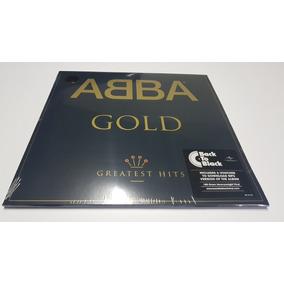 Lp Vinil Abba Gold Greatest Hits 40 Aniversário Duplo 180g