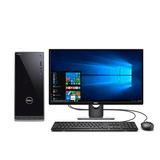 Cpu Dell Core I5 7400, 12gb, 1tb, W10 Con Monitor De 27 Pulg