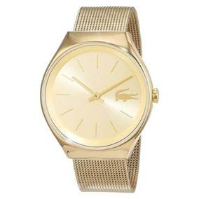78932d9dbd31 Reloj Lacoste Malla De Goma Relojes Joyas Pulsera - Relojes Pulsera ...
