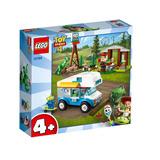 Toy Story Vacaciones En La Casa Rodante 178pzs 4 Fig Nuevo