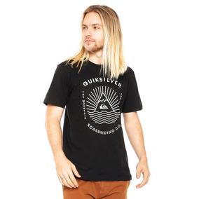 96fbdc7148 Camiseta Quiksilver The Spot Kanui Camisetas Masculino - Camisetas e ...