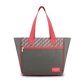 Bolsa Chanel Shopper Réplica - Bolsas Femininas Cinza escuro no ... c8fef6cc789