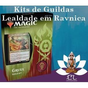 Guild Kit - Lealdade Em Ravnica - Gruul
