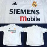 b4c54853bf Camisa Real Madrid 2003-2004 Home Tam Gg (74x59) Bom Estado