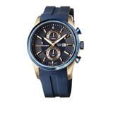 9a1f0854b60 Relógio Jean Vernier Masculino Jv6355 Cronógrafo Bicolor