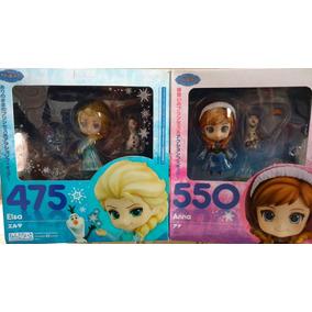 Nendoroid Elsa E Anna Semi-novos Bootleg