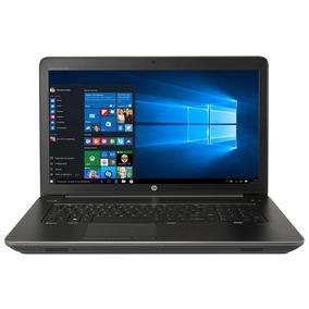 Notebook Hp Zbook G3 Intel Xeon E3 V5 32gb 256gb Ssd W10
