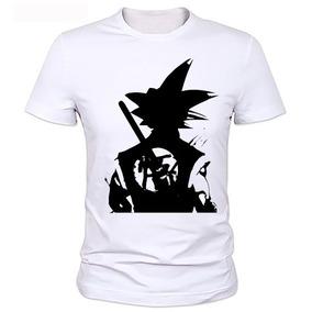 Camisa Personalizada Ótima Qualidade Escolha Sua Estampa 8un. Minas Gerais  · Camisa Personalizada Goku de08c20d5ce6e