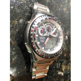 794e73439bf 1000 Sec. Jw0071 58e Titanio Relogio Citizen Chronograph 1 - Joias e ...