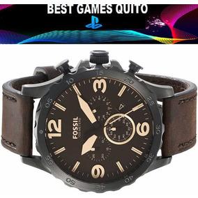 6043e82c46b2 Reloj Fossil Nate Jr1353 - Relojes - Mercado Libre Ecuador