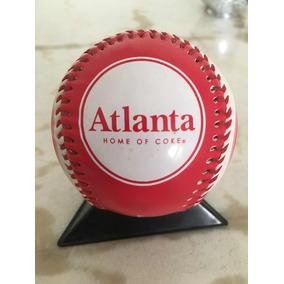 ... Futebol Americano Baseball Olimpiadas 1996. Usado - São Paulo · Bola  Coca-cola Baseball. Coke Atlanta Home Of Coke 3a48f5af34ac2