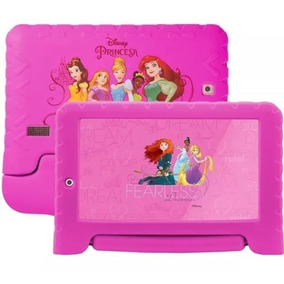 Tablet Multilaser Disney Princesas Plus Wifi 8gb Nb281