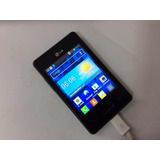 Celular Smartphone Optimus L3 Lg E 425f Usado Leia Descricao