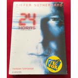 Box Dvd 24 Horas 1° Temporada (6 Dvds) Original Novo Lacrado