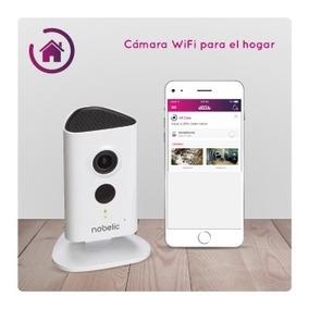 Cámara Ip Wifi Infrarroja Seguridad Para Casa En Hd