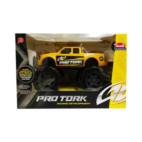 Juguete Para Niño Camioneta Monster Protork Usual Brinquedos