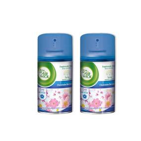 Kit Refil Bom Ar Freshmatic Cheirinho Limp 50% Desconto 2ªun
