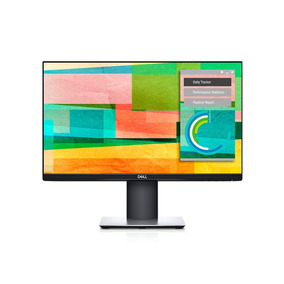 Monitor Dell Professional Led Ips 21,5 P2219h Ajuste Altura