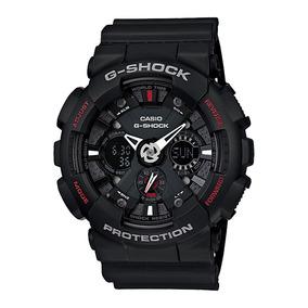 Relógio Masculino Casio G-shock Ga-120-1adr