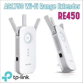 Repetidor Sinal Wi-fi Tp-link Re450 Ac1750 Dual Band
