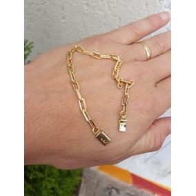 46e57b82cd0 Promoção Pulseira Corrente Cartier Em Ouro Amarelo 18k ! - Joias e ...