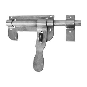 Pasador Tipo Mauser Chico De5 (107mm)con Cerrojo Para Porton