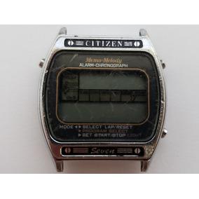 43928b69709 Relogio Citizen Digital Antigo Anos - Relógios no Mercado Livre Brasil