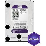 Disco Duro Wd Purple Wd20purz 2tb Surveillance 64mb