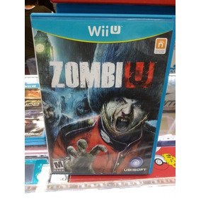 Nintendo Wii U Juego Zombi U En Mercado Libre Mexico
