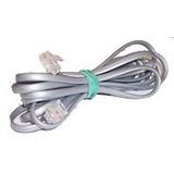 Cable Telefonico Chato 4 Coneccion Districomp
