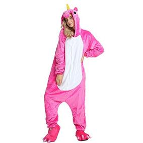 Tickos Unisex Unicornio Pijamas Ropa De Dormir Para Adultos