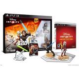 Disney Infinity 3.0 Ps3 Juego Star Wars Nuevo Sellado Tienda