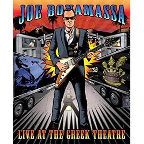 Dvd Joe Bonamassa - Live At The Greek Theater (2016) Lacrado