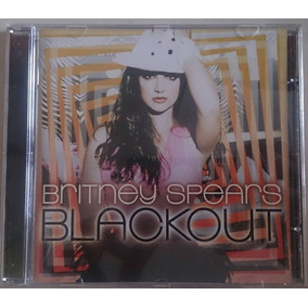 Cd - Britney Spears - Blackout