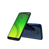 Celular Motorola Moto G7 Power Indigo 32gb 3gb Ram