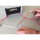 Soldador De Plomo Estaño Con Electrodo De Carbon Cautin