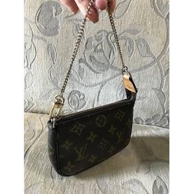 Mini Bolsa Pochette Louis Vuitton Original - Bolsas Louis Vuitton de ... b4ad140e622
