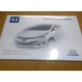 Manual De Garantia Hyundiai Hb20 Hb20s - Versão A1sw-pb39b
