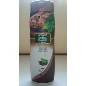 Sabonete Feminino Chocolate E Menta Exótico ( Liquido)