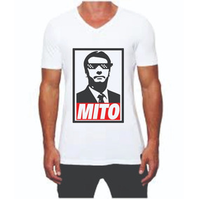 Camiseta Bolsonaro Mito