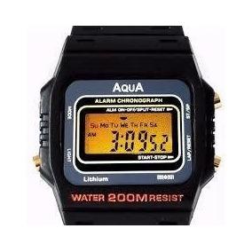 92891934350 Relogio Aqua Aq 91 - Relógios De Pulso no Mercado Livre Brasil