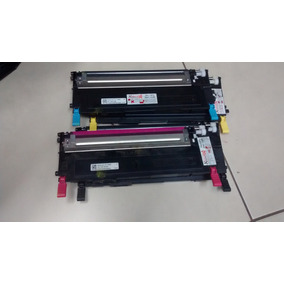Kit Cartuchos Toner Samsung Color