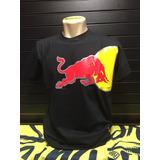 Camisa Camiseta Corrida Ktm Red Bull Motogp Powered 2018