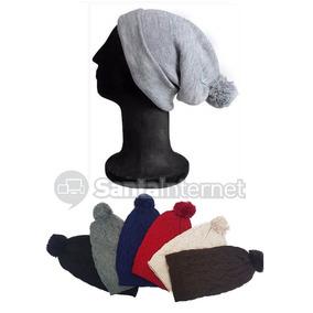 Gorro Feminino - Outros Acessórios da Moda no Mercado Livre Brasil 2987b71800a